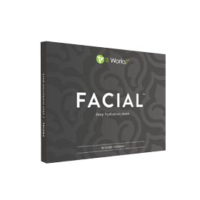 it works facial