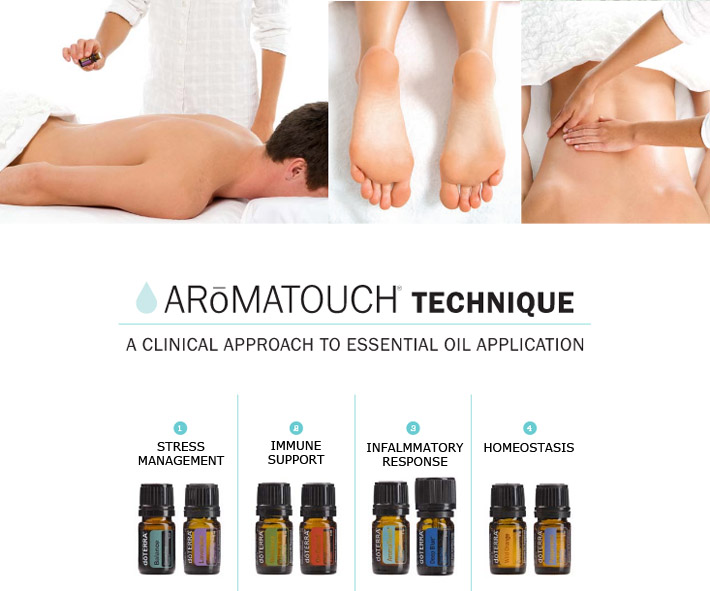 Bella Nani-aromatouch technique