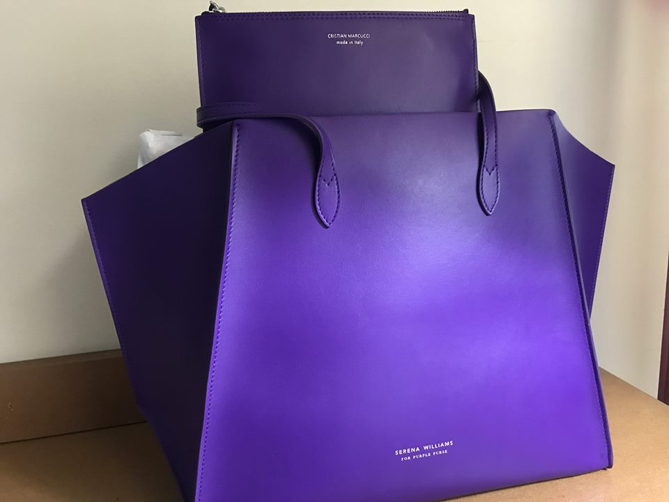 WellSpring Purple Purse