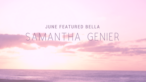 June Featured Bella